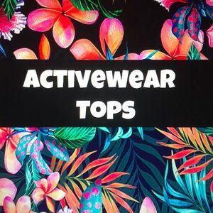 Tops - Activewear Tops/Tanks 💪🏋️♀️